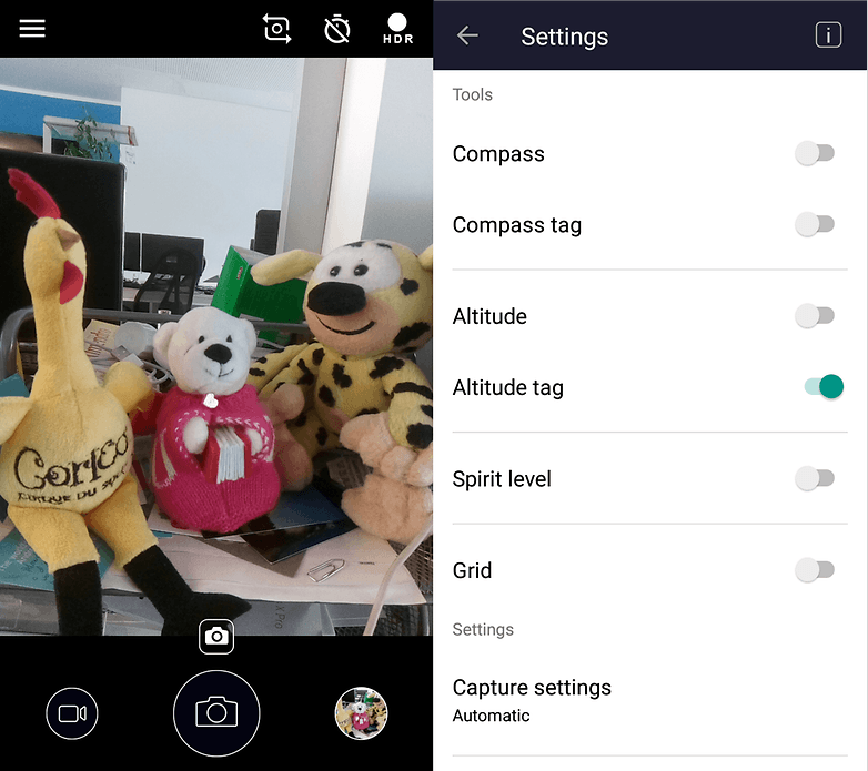 Androidpit nokia 3 camera