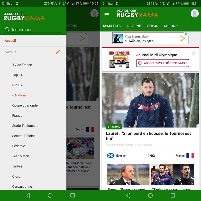 androidpit rugbyrama