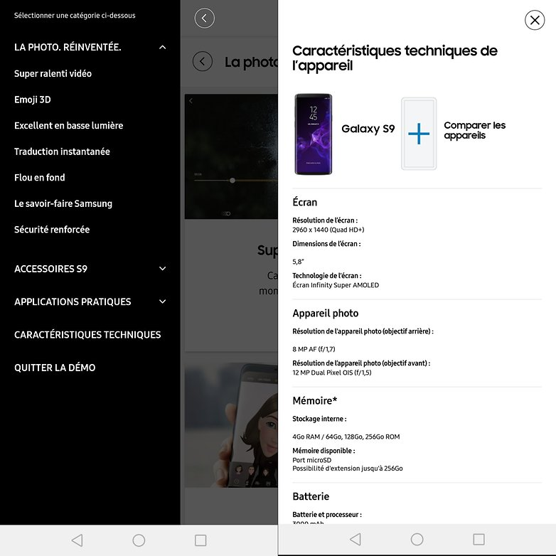 androidpit s9 app