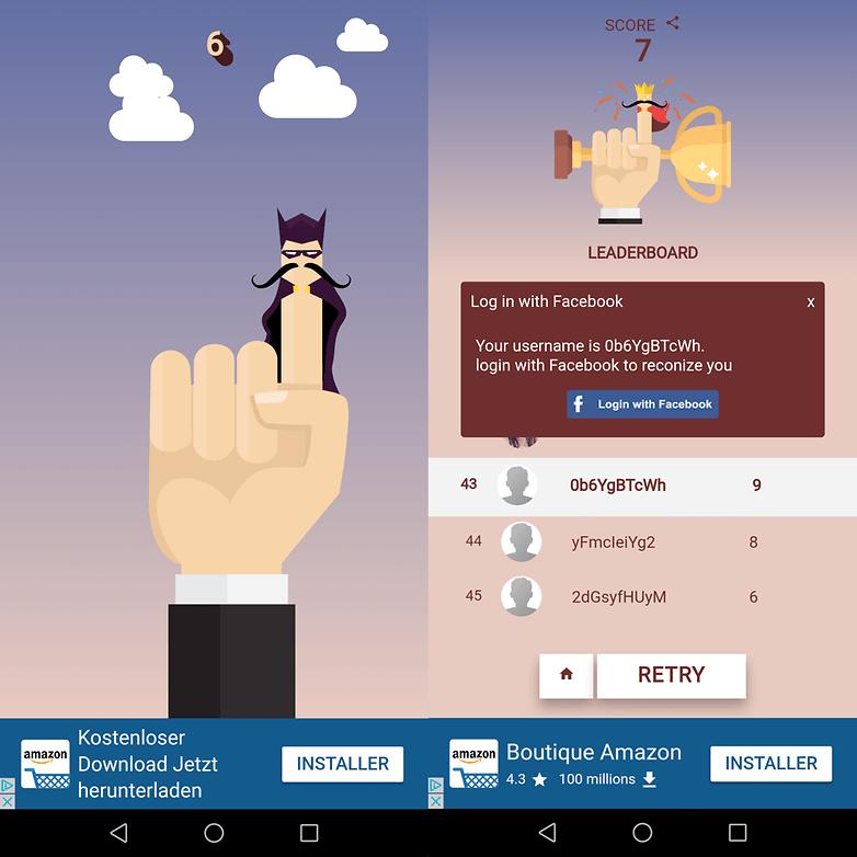androidpit supadupa finger