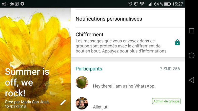 androidpit whatsapp groups max members