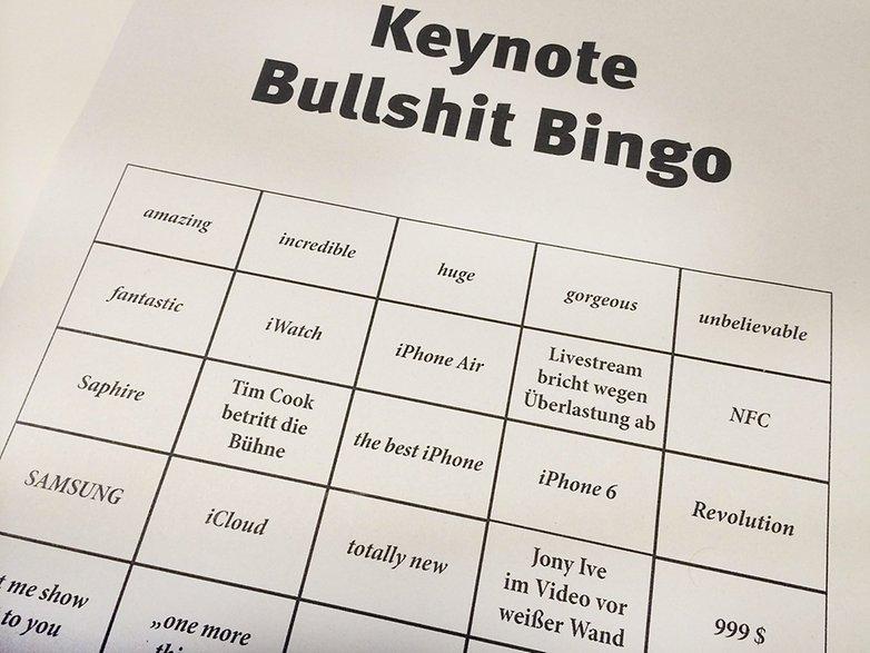 keynote bullshit
