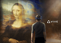 HTC and the Louvre Museum make you (re)discover the Mona Lisa with VR