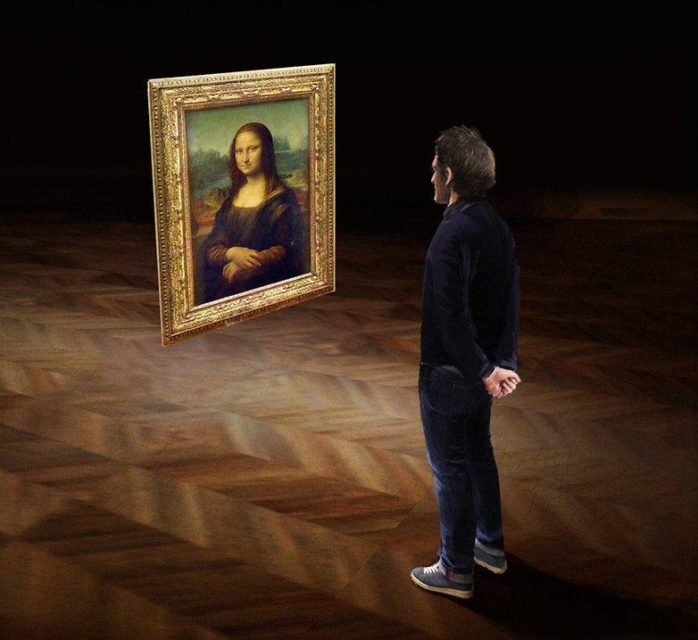HTC und das Louvre lassen Euch die Mona Lisa neu entdecken