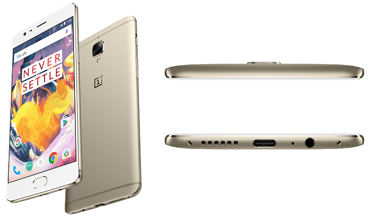 oneplus3t gold 1