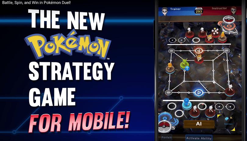 I Pokémon tornano in scena con un nuovo gioco di strategia: Pokémon Duel