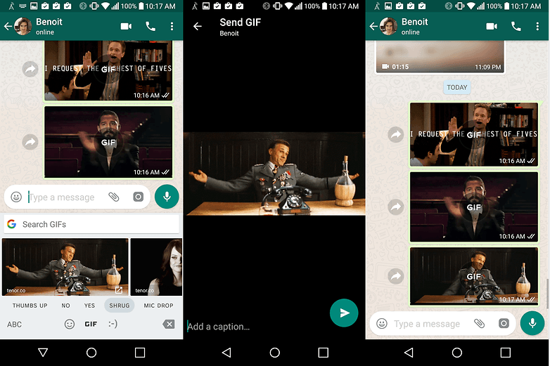 screen whatsapp gif keyboard4