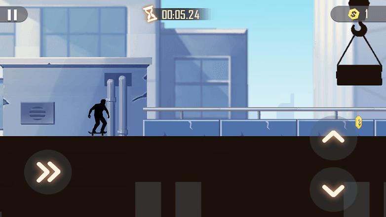 shadow skate