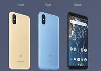 Xiaomi Mi A2 et Mi A2 Lite officiels : voici leurs prix et toutes leurs caractéristiques techniques