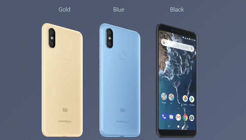 Xiaomi quiere ser el rey de la gama media con el nuevo Mi A2