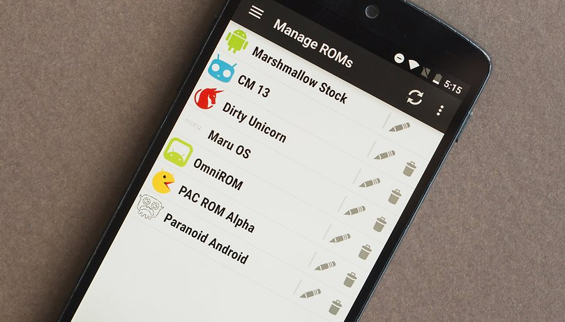 Tudo sobre ROMs customizadas para o seu Android!