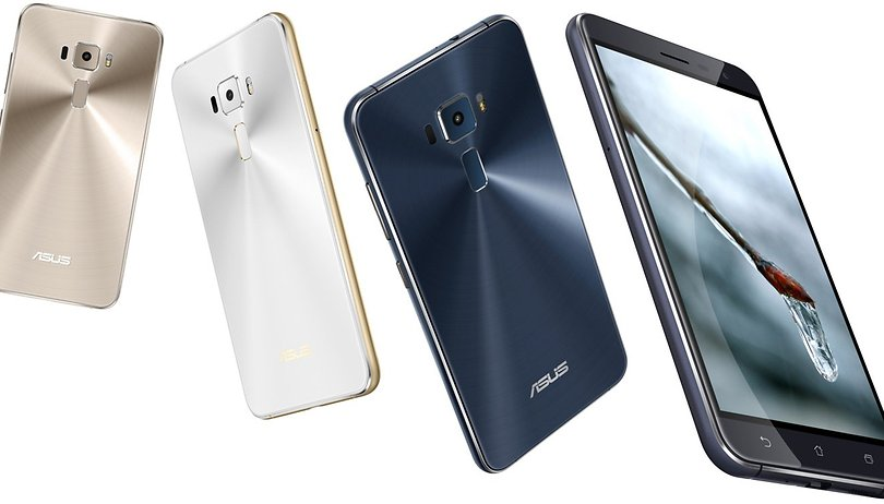 Asus announces Zenfone 3 series: three metal devices including a 6.8-inch phablet