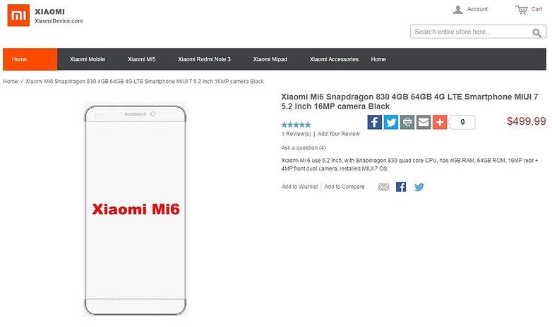androidpit mi6 rumors