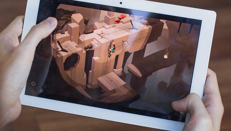 Estes são os melhores jogos para o seu tablet!