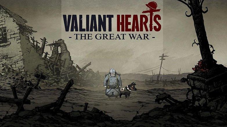androidpit valiant hearts
