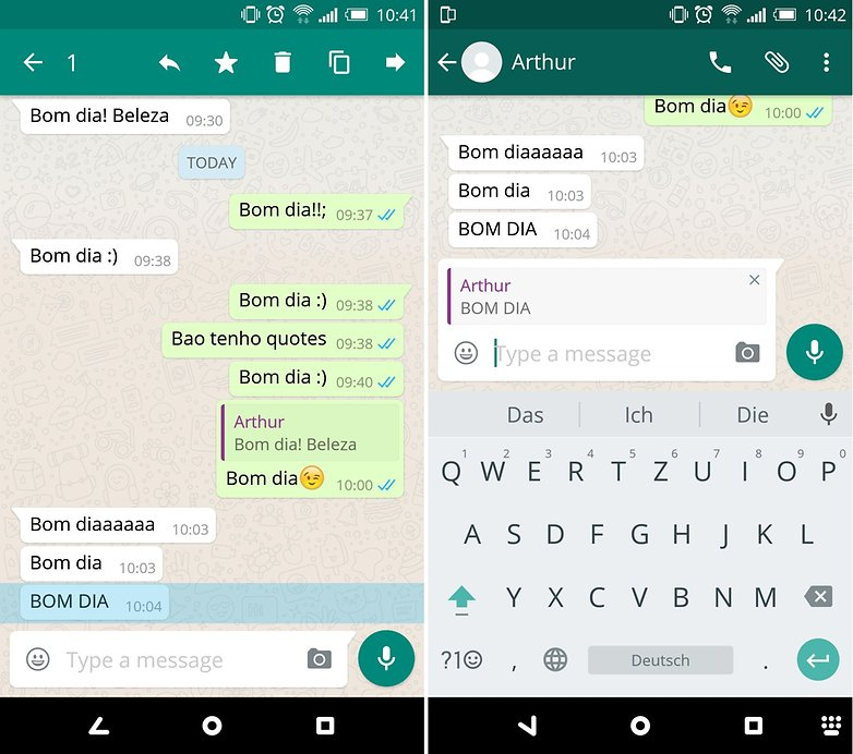 androidpit whatsapp quotes bra