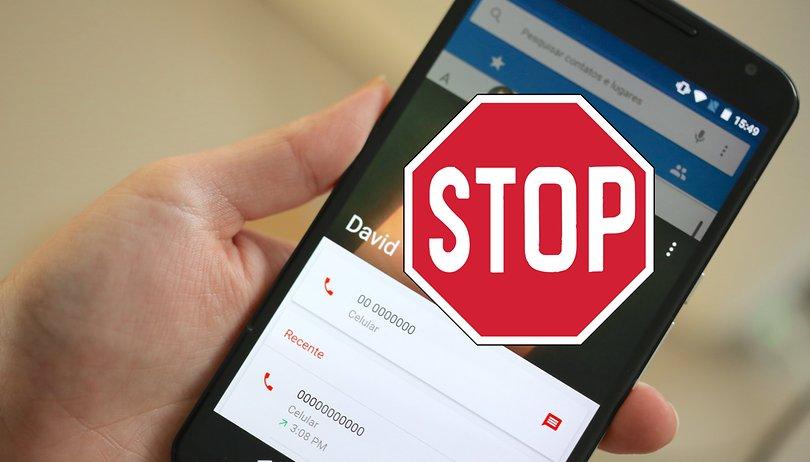 Cómo bloquear llamadas en tu Android