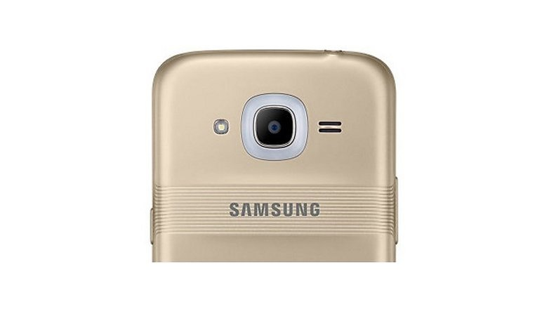 samsung galaxy j2 2016 rear