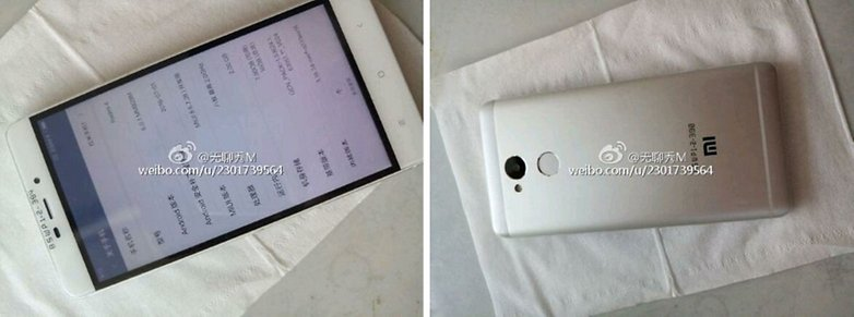 xiaomi redmi note 4 leaked