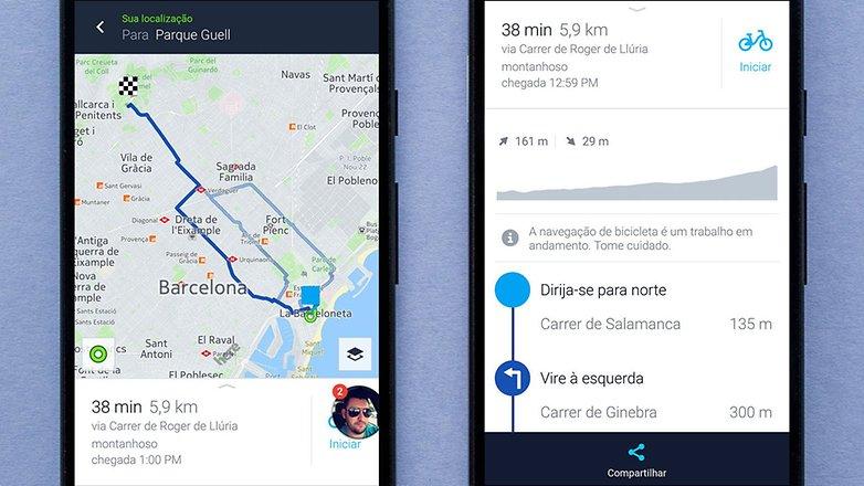 AndroidPIT BRA here wego screenshot 3