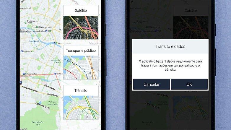 AndroidPIT BRA here wego screenshot 4