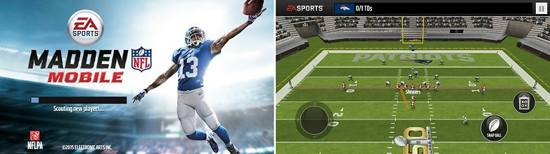MADDEN ANDROID