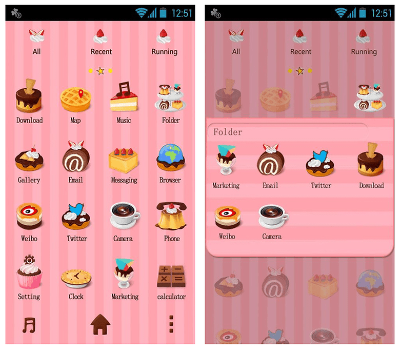 Pudding Icons