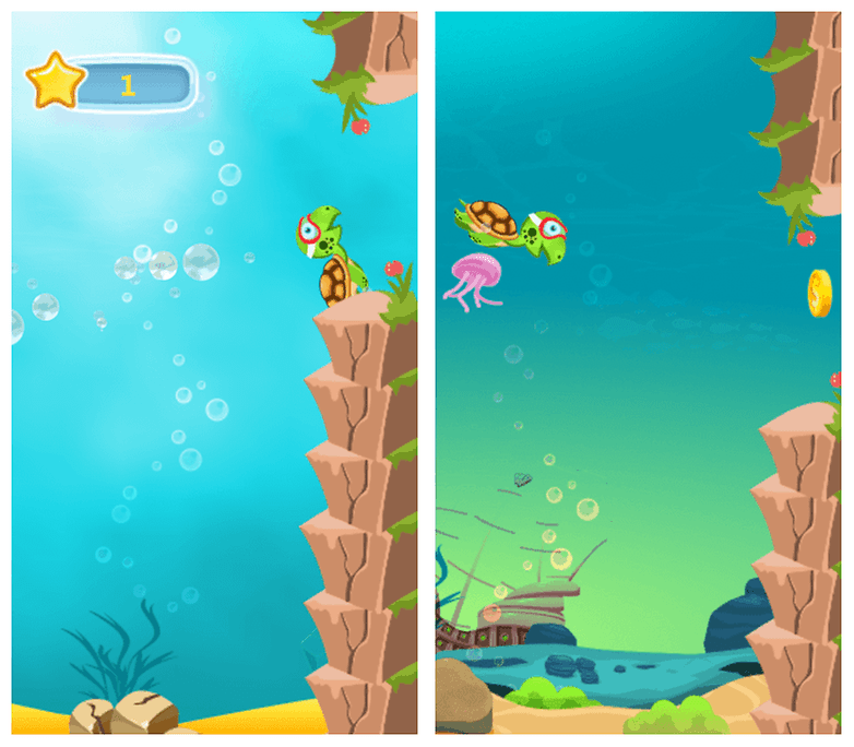 Turtle Quest Screenshot