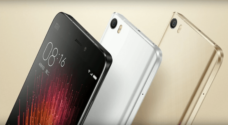 Xiaomi Mi5 01