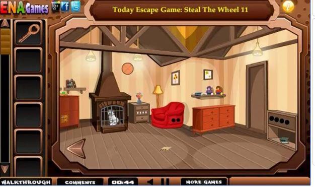 Escape Online Games