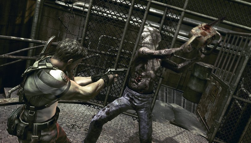 4 things you need to know about Resident Evil 5, now on SHIELD Android TV