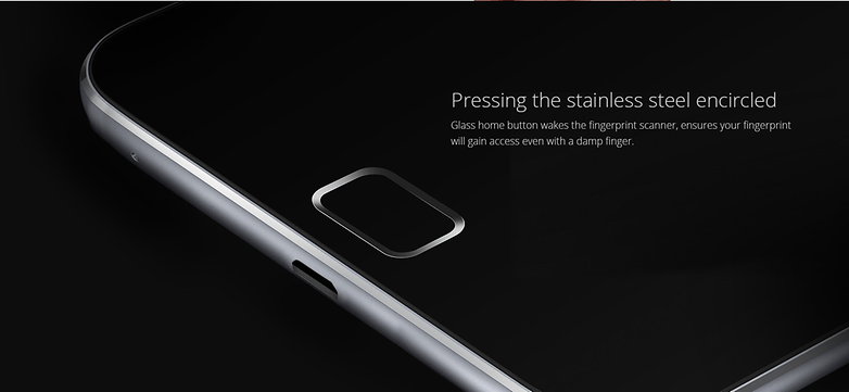 umi touch fingerprint scanner