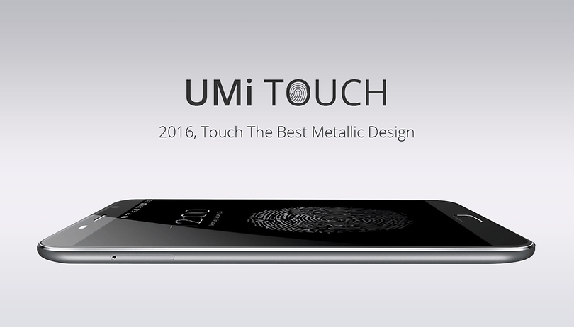 UMi Touch: Flash sale on today!