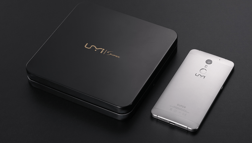 UMi Super: a combination of 9 top brand components – only $179.99