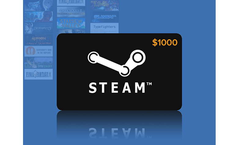 steam giveaway