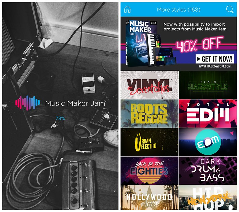 Music maker jam android hackeado