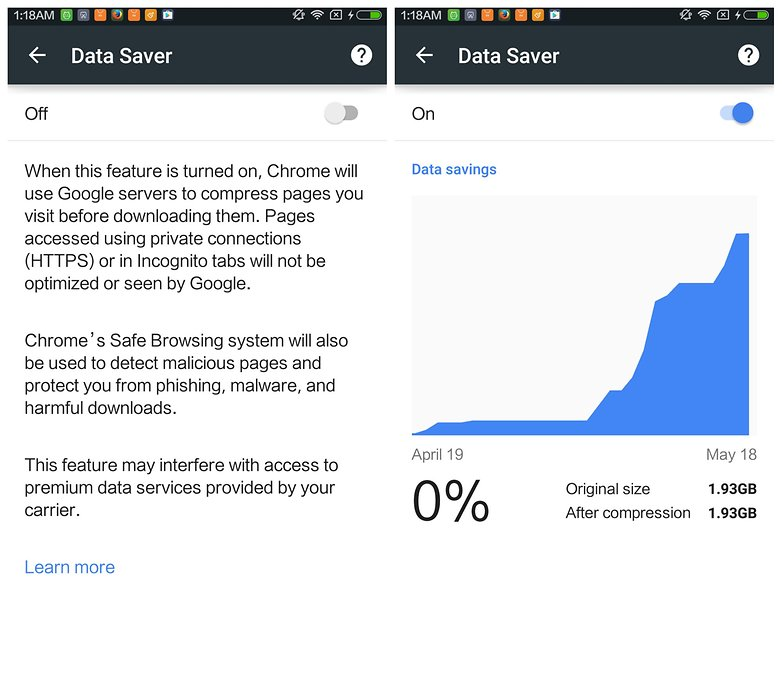 Save Data Volume: to Reduce Your Smartphone Data Usage