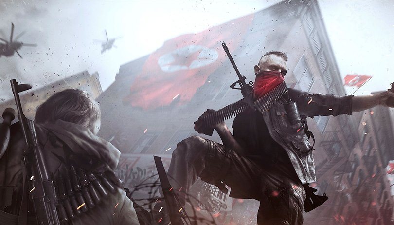 Play Homefront: The Revolution on Android Exclusively on NVIDIA SHIELD