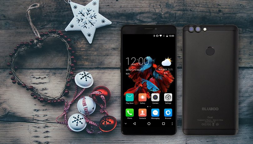 Bluboo Dual: a dual-camera smartphone - $109.99 flash sale