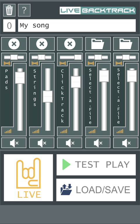 App to play Backing tracks Live | AndroidPIT Forum