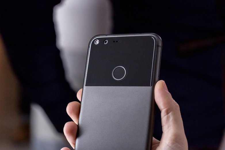 AndroidPIT Google Pixel Event2016 0065