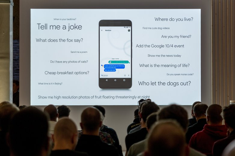 AndroidPIT Google Pixel Event2016 9721