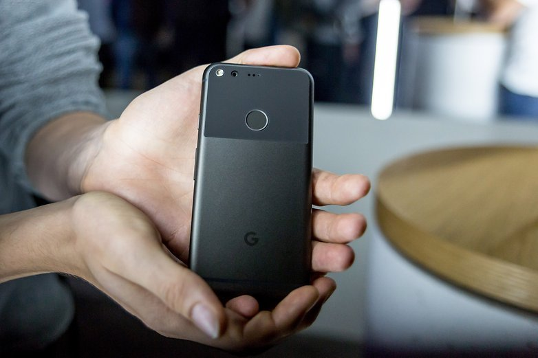 AndroidPIT Google Pixel Event2016 9853