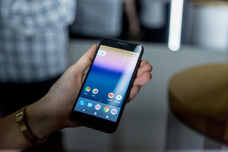 AndroidPIT Google Pixel Event2016 9858