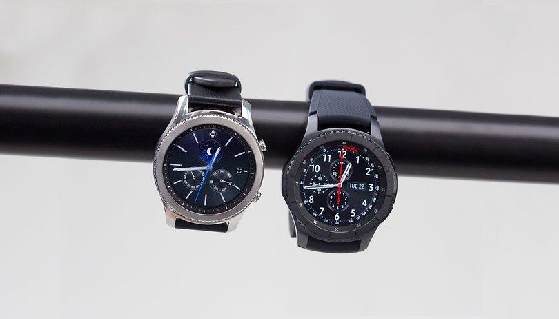 a9e564f84c7 Review do Samsung Gear S3  o melhor de dois mundos