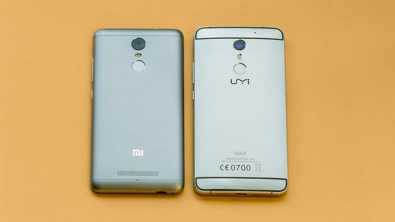 AndroidPIT UMI comparison 0318