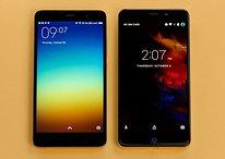 ¿Cuál de los dos elegiríais? ¿El Xiaomi Redmi Note 3 o el UMi Max?