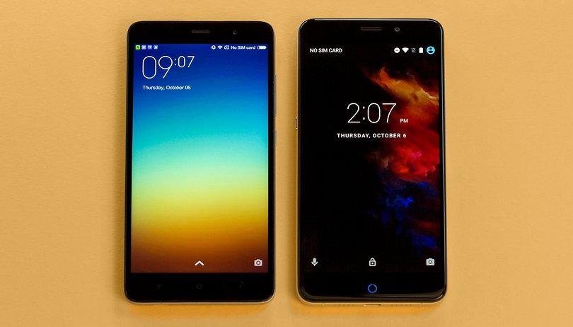 Welches würdet ihr nehmen? Das Xiaomi Redmi Note 3 oder das UMi Max?