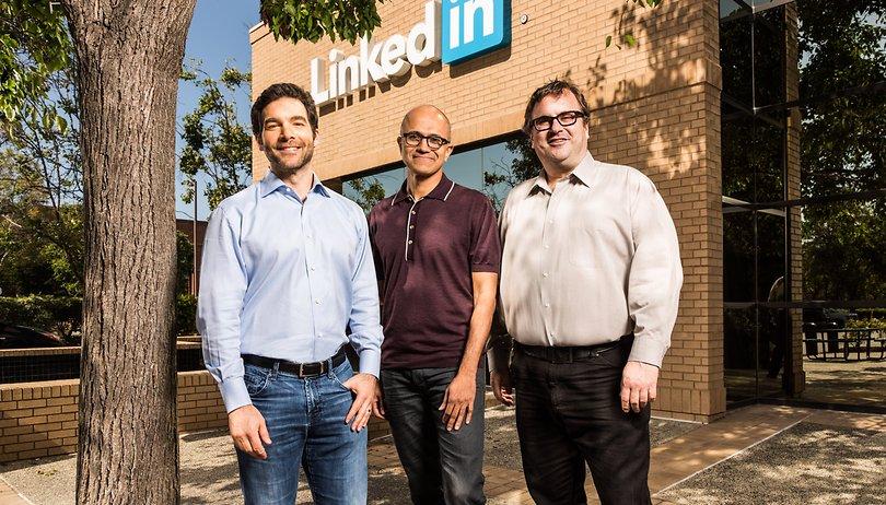 Quelles sont les intentions de Microsoft avec le rachat de LinkedIn ?