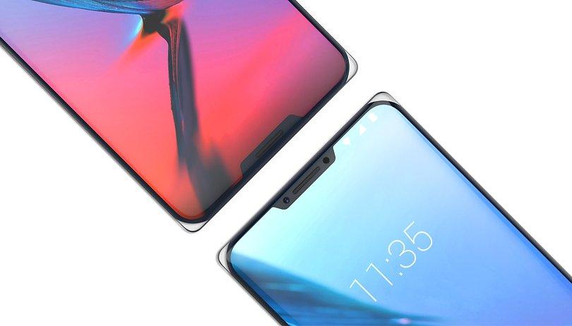 Enquete: você prefere buracos ou notch no seu smartphone?